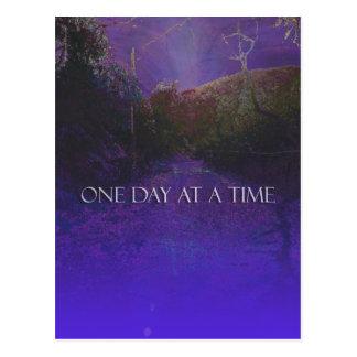 ODAT Purple Mountain Road Postcard
