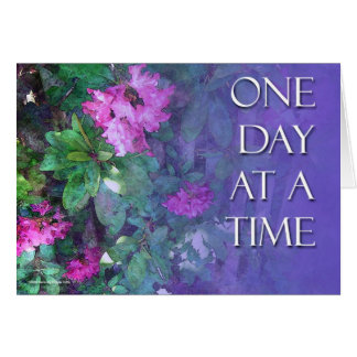 ODAT Rhododendrons Stationery Note Card