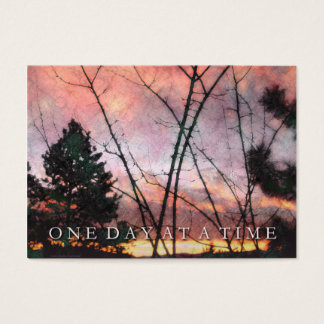 ODAT Serenity Sunrise Prayer Card