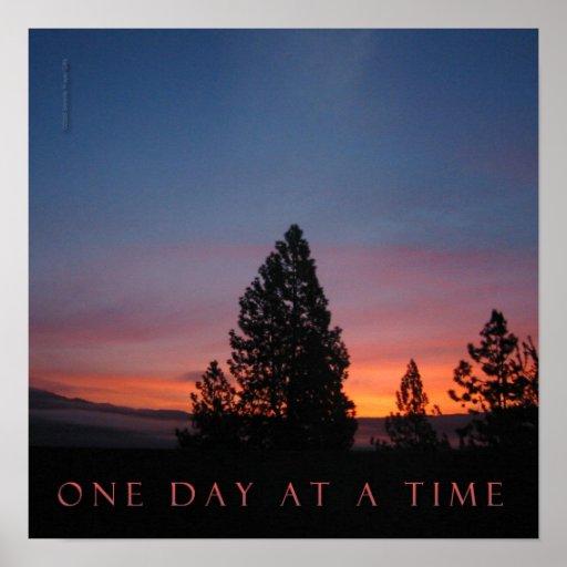 ODAT Sunrise Poster