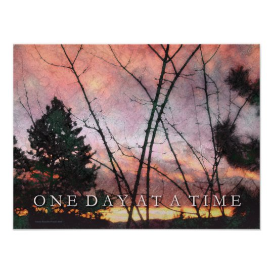 ODAT Thanksgiving Sunrise Print