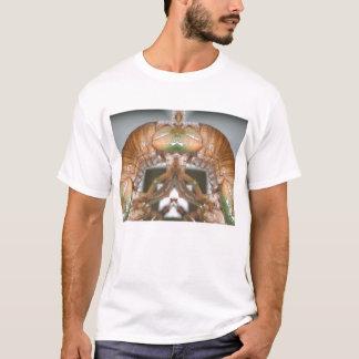 Odd Abdominal Ring by KLM T-Shirt