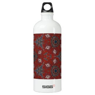 Odd Art Ornamental Design Water Bottle