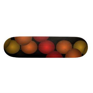 Odd Ball Illusion 11 Skateboard CricketDiane