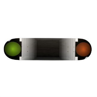 Odd Ball Illusion 18 2 Skateboard Minimalism