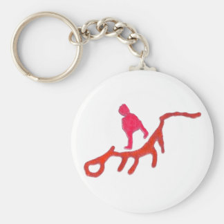 Odd Beings Key Chains