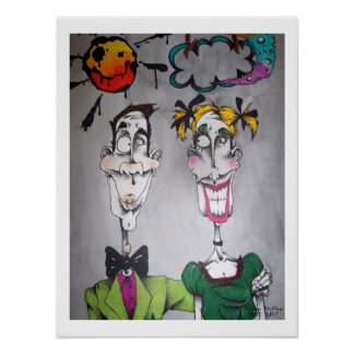Odd Couple Posters