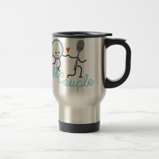 Odd Couple Travel Mug
