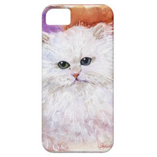 Odd eye Persian Cat iPhone 5 Covers