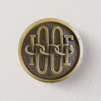 Odd Fellows Doorknob Button