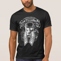 Odd Fellows FLT Skull and Collar T-Shirt