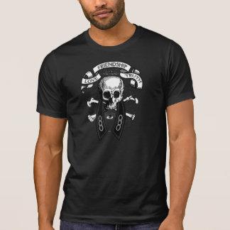 Odd Fellows FLT Skull and Collar T Shirt