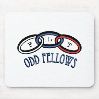 Odd Fellows Mouse Pad