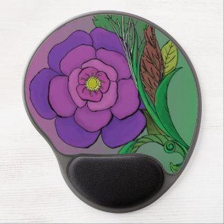 Odd Flower Gel Mouse Mats