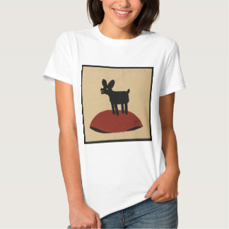 Odd Funny Looking Dog - Colorful Book Illustration T-Shirt