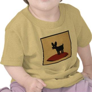 Odd Funny Looking Dog - Colorful Book Illustration Tshirts