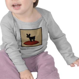 Odd Funny Looking Dog - Colorful Book Illustration Shirt
