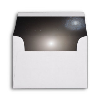 Odd Galaxy Envelopes