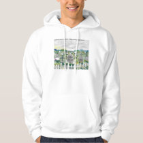 Odd Headstones Funny Cartoon Gifts & Collectibles Hoodie