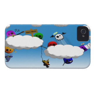 Odd LIttle Ghost iphone 4 cases