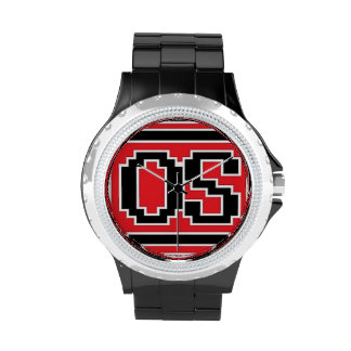 Odd Metal Black Watch