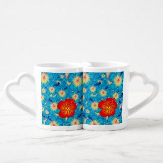 Odd one out couples' coffee mug set
