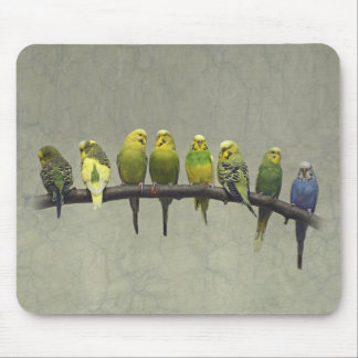 Odd One Out Mousemat Mouse Pad