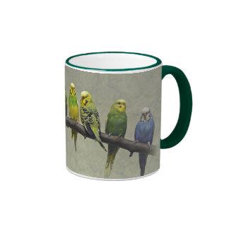 Odd One Out Mug