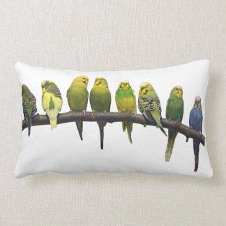 Odd One Out Pillow (White)