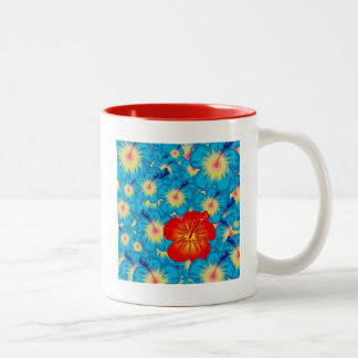 Odd one out Two-Tone coffee mug