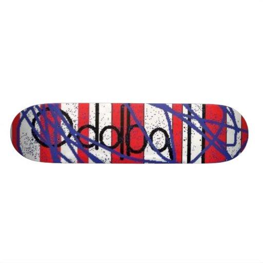 oddball America Skate Boards