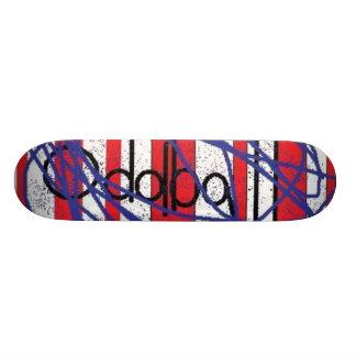 oddball America Skateboard Deck