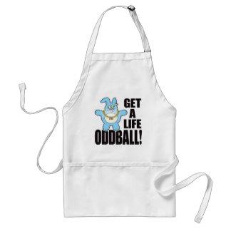 Oddball Bad Bun Life Adult Apron