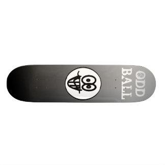 ODDBALL Ghosts Skateboard Deck