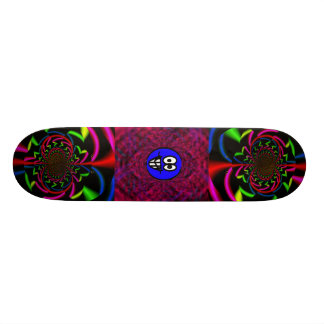 Oddball insainty skateboard