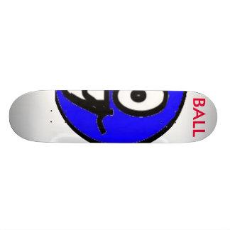 oddball other half skateboard deck