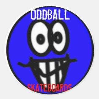 Oddball sticker pack