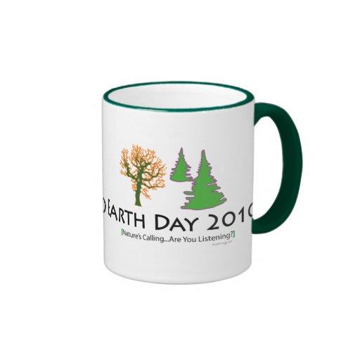 oddFrogg Earth Day 2010 Mug