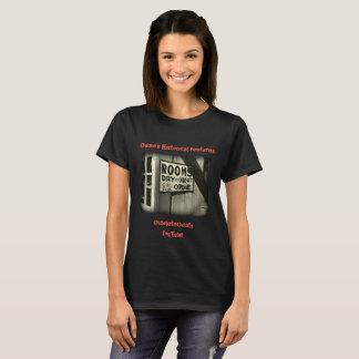 Oddie's Historical Features - Oddie's Rooms T-Shirt