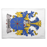 Odding Family Crest Place Mats