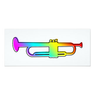 oddRex trumpet Card