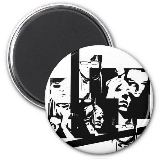 Oddyssey 2 Inch Round Magnet