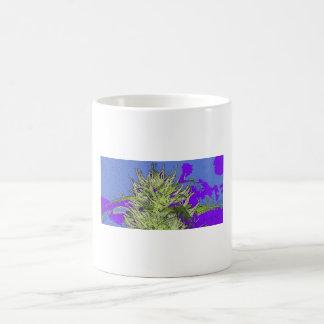 Oddyssey Flower Classic White Coffee Mug