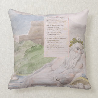 Ode on a Distant Prospect of Eton College, from 'T Throw Pillow