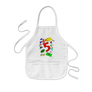 Ode to Five Apron