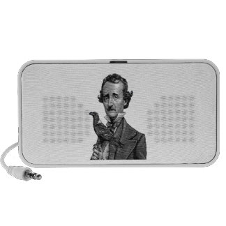 ODE TO POE iPhone SPEAKERS