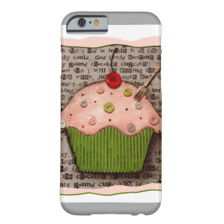 Ode to the cupcake barely there iPhone 6 case