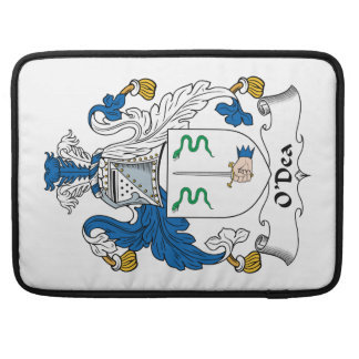 O'Dea Family Crest MacBook Pro Sleeves