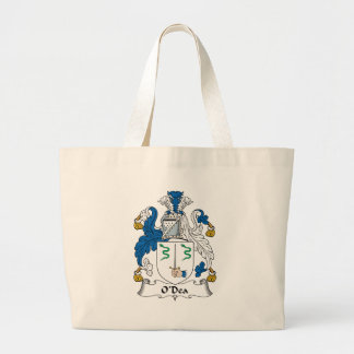 O'Dea or Day Family Crest Bags