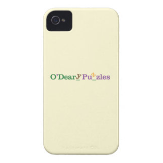 O'Deary Puzzles iPhone 4 Case